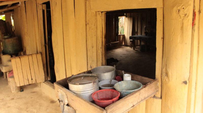 Tolupanes en Honduras a punto de morir de hambre