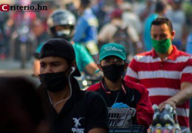 300 lempiras pagarán hondureños que no usen mascarilla