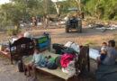 Marcovia, Choluteca: En desalojo violento pierde la vida una mujer y tres hombres resultan heridos