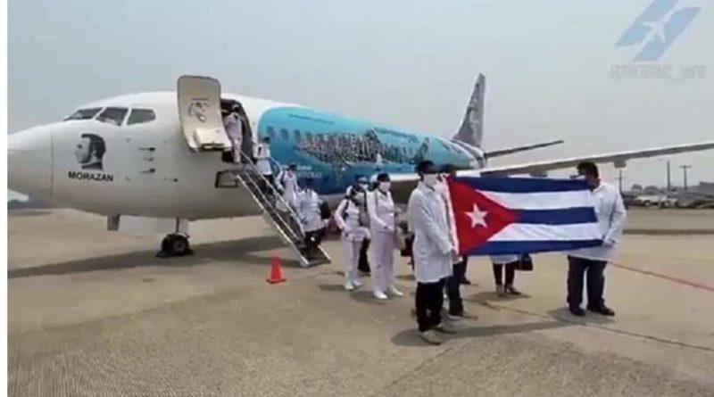 No es competencia, es solidaridad cubana