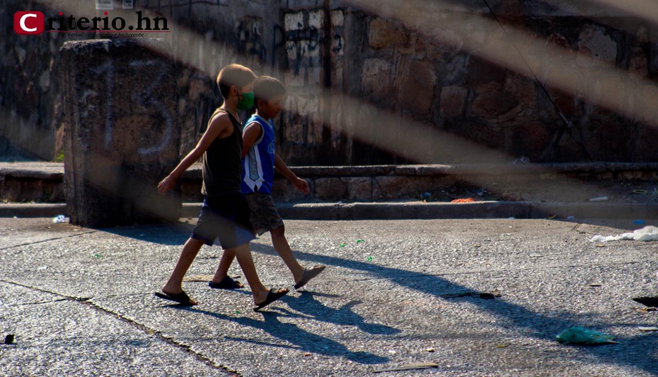 Covid-19 desnuda vulnerabilidad de niñez y juventud de Honduras