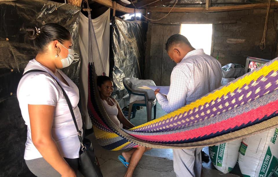 En Choluteca claman retorno seguro para pobladores varados en la zona norte