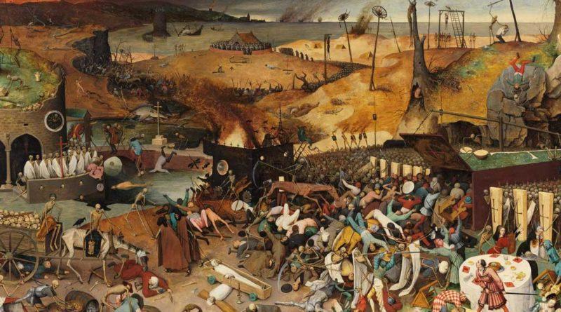 historia total de las pandemias