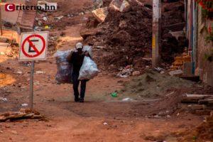 Pobreza en Honduras