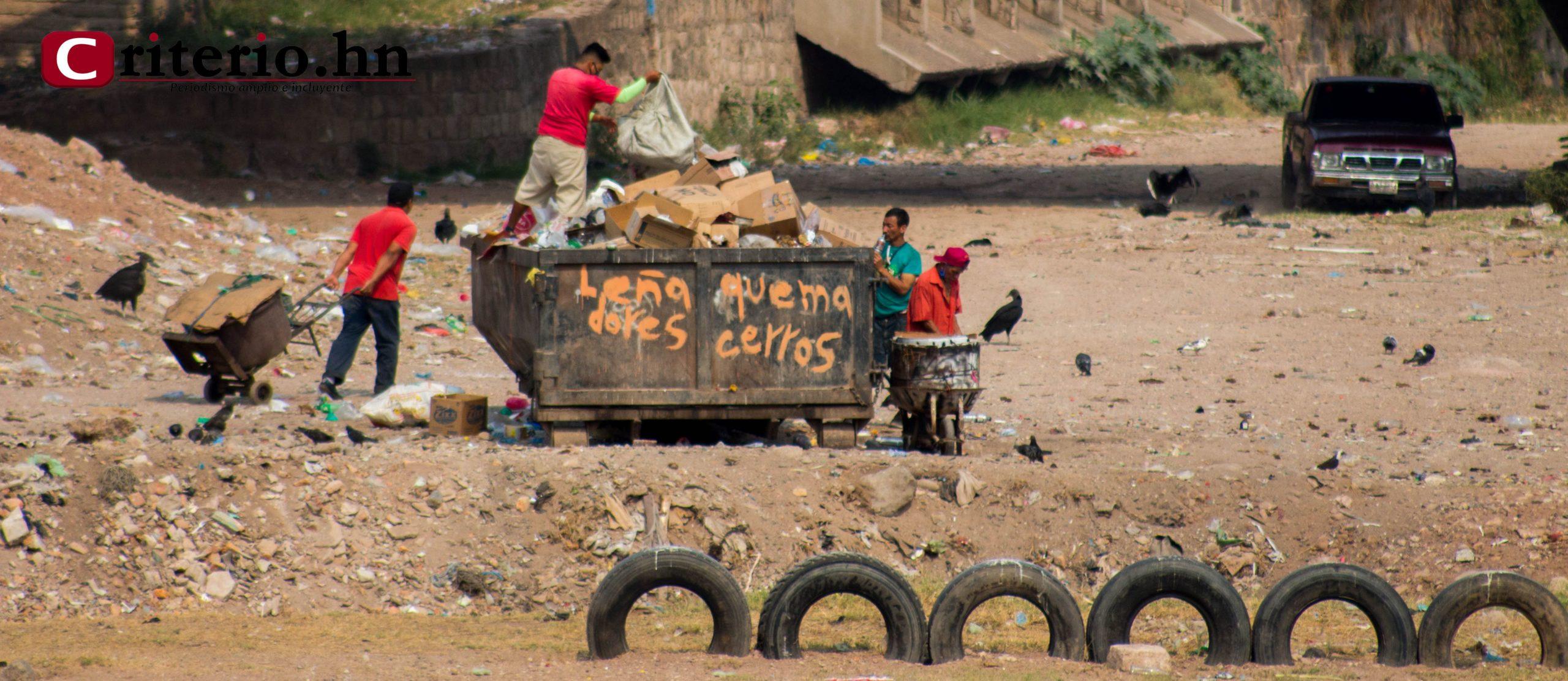 La calle: el hogar que espera a muchos hondureños durante y después de la pandemia