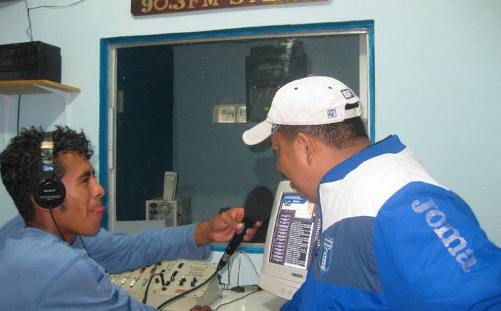 Radios comunitarias en Honduras