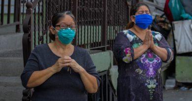 Casos positivos de Covid-19 ya suman 397 en Honduras