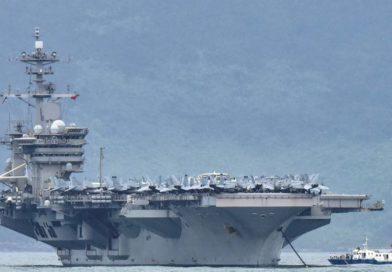 Confirma 550 casos de infección por Covid-19 en el portaviones USS Theodore Roosevelt