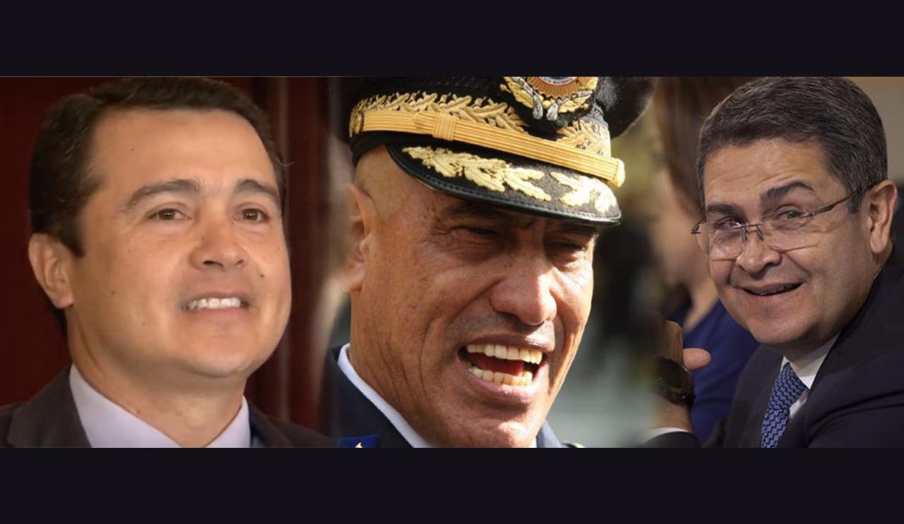 Tigre Bonilla se alineó con el presidente de Honduras para asesinar y traficar con cocaína: Justicia EE.UU.