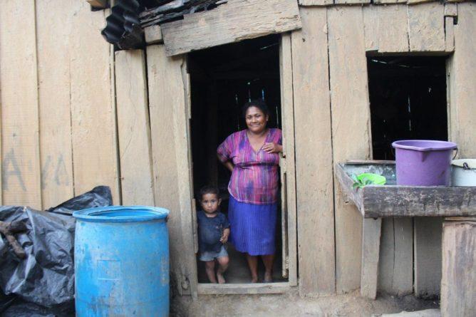 tribu tolupán Honduras