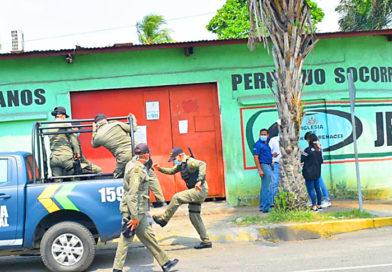 Denuncian alcalde de San Pedro Sula por caso del asilo de ancianos Perpetuo Socorro