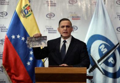 Fiscalía de Venezuela ordena detención de 22 personas por el fallido intento de incursión