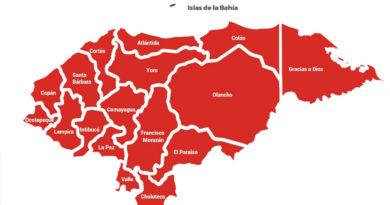Sinager extiende Alerta Roja en toda Honduras hasta el 31 de mayo