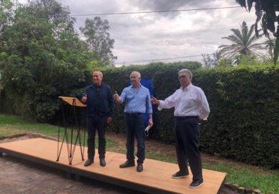 Mauricio Oliva y Ricardo Álvarez se unen en busca de la presidencia