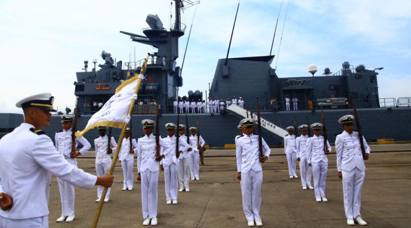 Base naval de Puerto Cortés