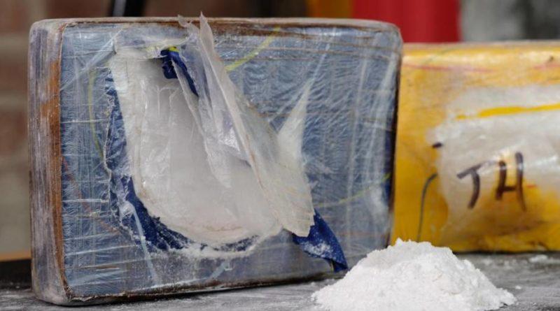 Francia cocaína Honduras