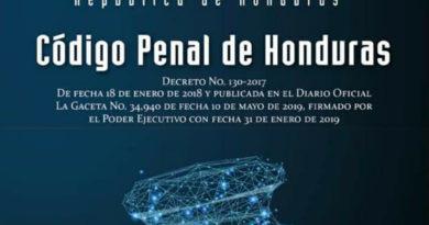 Ante negativa de La Gaceta, oposición publica abrogación de nuevo Código Penal