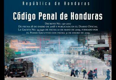 Nuevo Código Penal sigue siendo un fantasma para los hondureños
