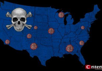 California es el primer estado en rebasar el medio millón de casos de coronavirus