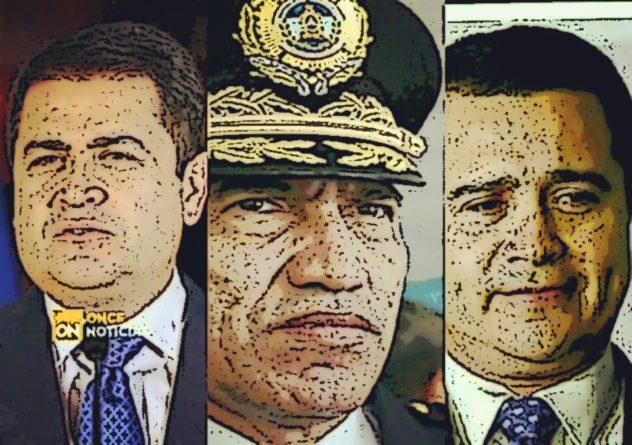 Tigre Bonilla narcotráfico Honduras