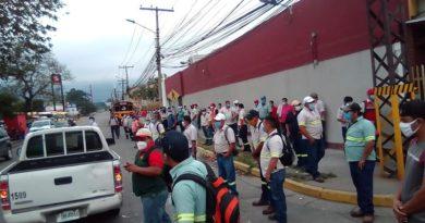 Honduras: Durante la pandemia el gobierno dejó sin acceso a la justicia a miles de trabajadores