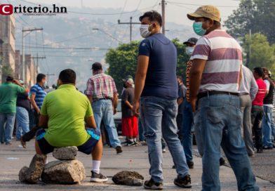 A 56 día de la cuarentena taxistas exigen retornar a la normalidad
