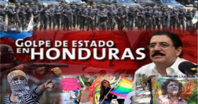 11 años de expresiones de rebeldía y resistencia de las comunidades: Padre Melo