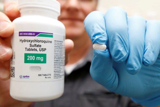 Hidroxicloroquina no beneficia a pacientes
