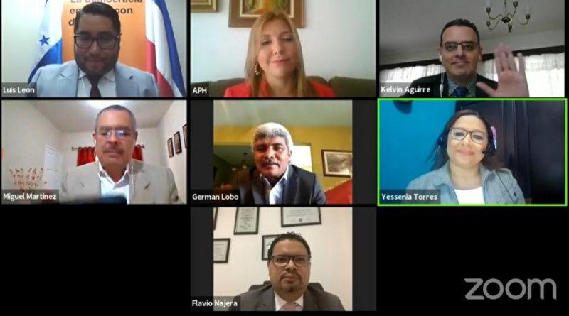 CNE promete elecciones transparentes