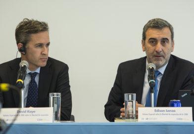 Expertos de la ONU y la OEA condenan el uso de la fuerza contra los periodistas que cubren las protestas en los EE.UU