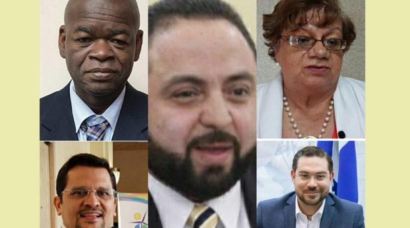 Congreso Nacional presenta acusación contra diputados