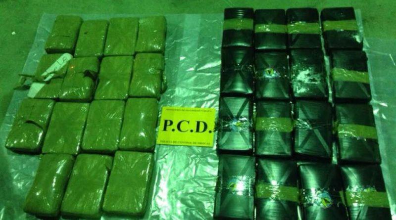 Capturan en Costa Rica a 5 narcotraficantes