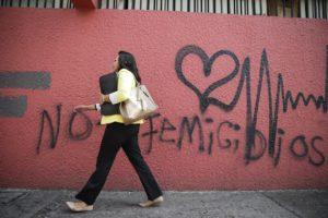 167 muertes violentas de mujeres