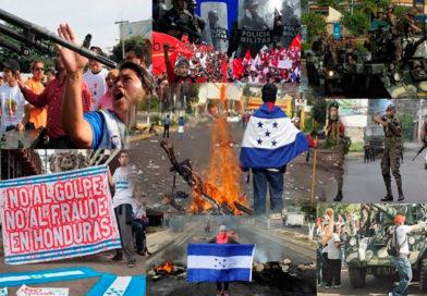 CIDH conoce caso sobre Golpe de Estado en Honduras