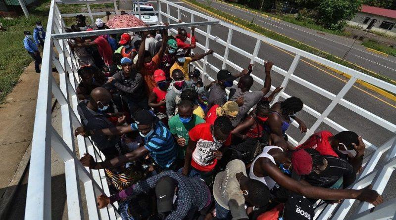 LLaman a Honduras a asistir a los migrantes