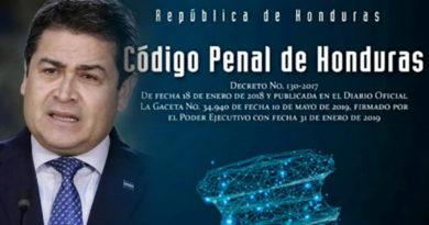 «Conforme a ley el Código Penal está abrogado»: diputados de oposición