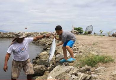 En apoyo a pescadores lanzan campaña pescando para la vida