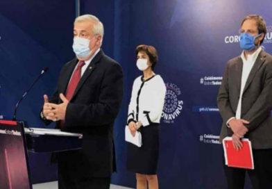Chile vuelve a la cuarentena total tras un nuevo pico en los contagios