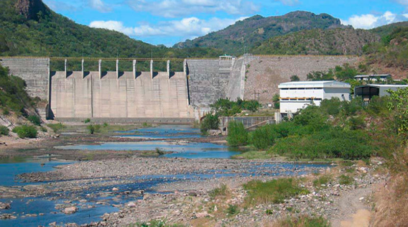 central hidroeléctrica de Nacaome