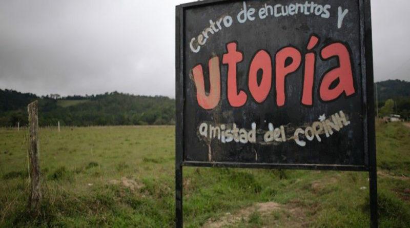 """Amenazan con incendiar el centro """"Utopía"""""""