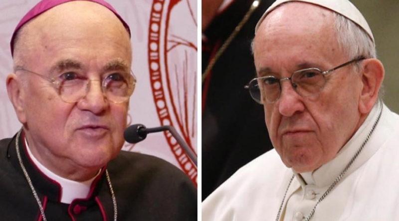 Carta Abierta del Arzobispo Viganò