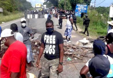 Desaparición de garífunas, responde a impunidad, represión y violación de derechos hacia liderazgos sociales
