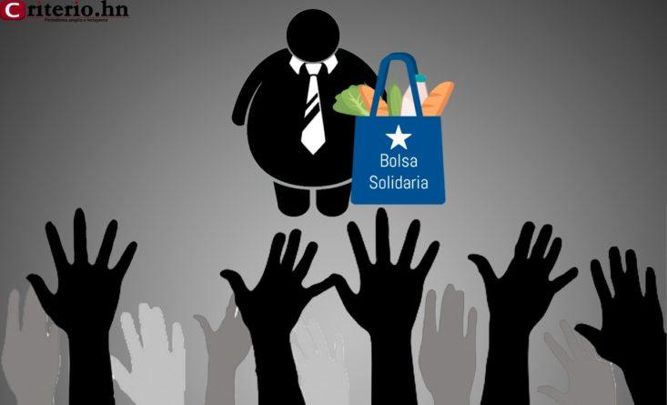 Bolsa solidaria Honduras