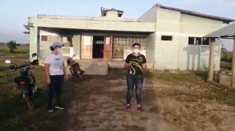 Pueblo misquito se muere por el abandono