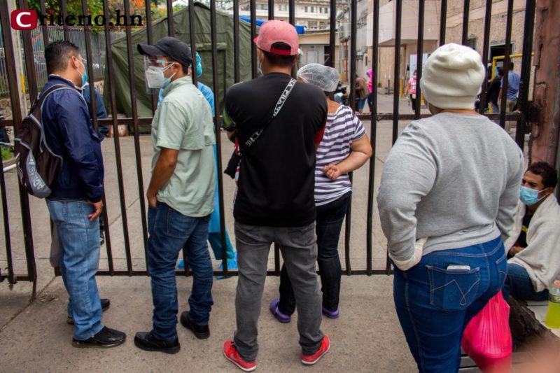 crisis sanitaria en Honduras