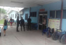 Guardias del hospital Santa Bárbara abandonan los portones porque les deben cinco meses de salario