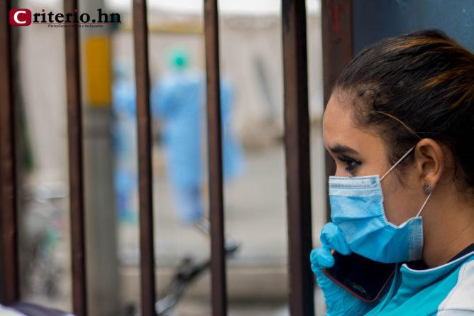 35 enfermeras han fallecido