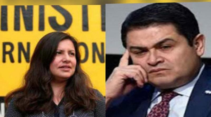 Amnistía Internacional exige a JOH