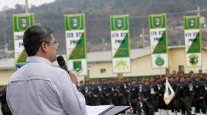 narcotráfico Honduras