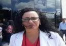 Doctora Ligia Ramos denuncia persecución policial